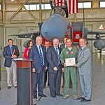 245 Lt  Gov NORAD award to 104th